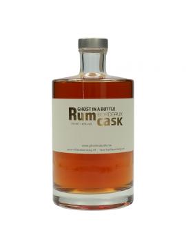Ghost in a bottle Rum Bordeaux cask 70cl. 40°