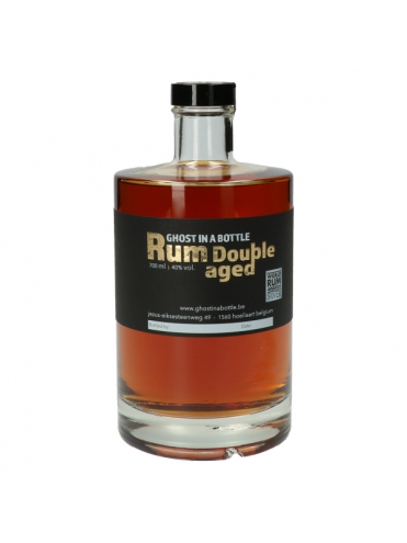 Ghost in a bottle Double Aged Rum 70cl. 40°