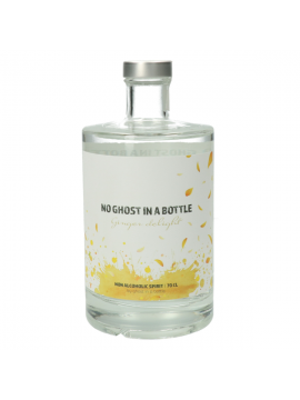 No Ghost in a bottle Ginger Delight 70cl. 0°