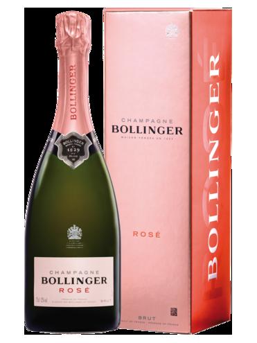 Bollinger Rosé brut 75cl.