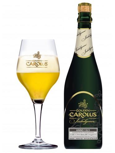 Gouden Carolus Indulgence ANNO 1521 75cl.