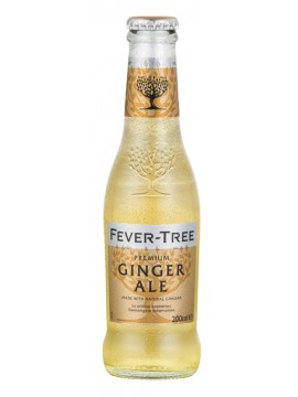 Fever Tree Ginger Ale 20cl.