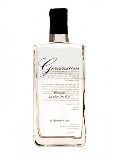 Geranium Gin 70cl. 44°