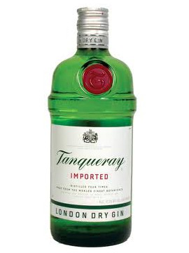 Tanqueray Gin 70cl. 43,10°