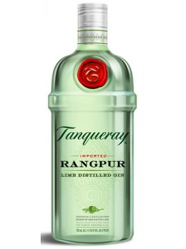 Tanqueray Rangpur Dry Gin 70cl. 41,30°