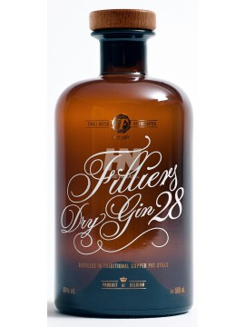 Filliers Dry Gin 28 50cl. 46°