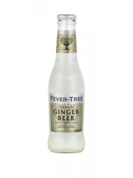 Fever Tree Ginger Beer 20cl. glas