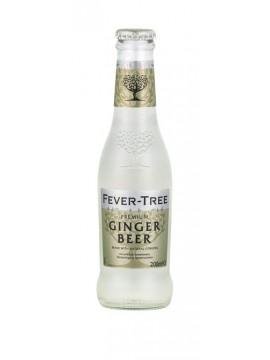 Fever Tree Ginger Beer 20cl. glas