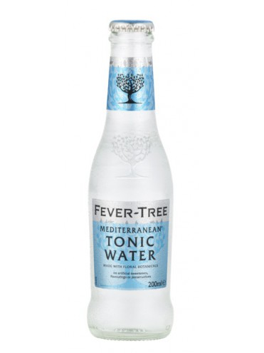 Fever Tree Mediterranean Tonic 20cl.