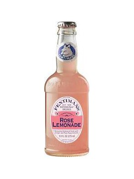 Fentimans Rose Lemonade 275ml.