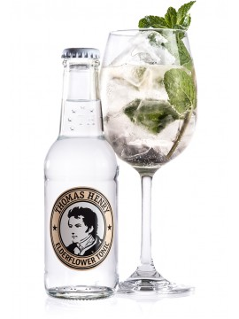 Thomas Henry Elderflower 20cl.