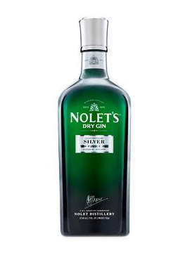 Nolet's Dry Gin Silver 70cl. 47,60°