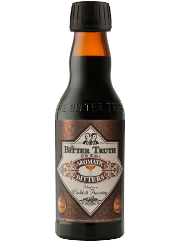 The Bitter Truth Old Time Aromatic Bitter 39° 20cl.