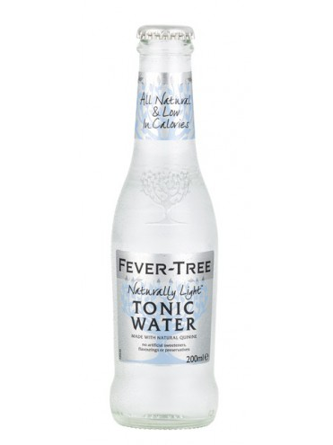 Fever Tree Light Tonic Water 20cl.