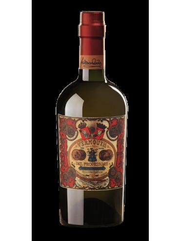 Vermouth del Professore bianco 75cl. 18°