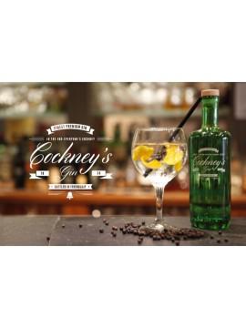 Cockney's Premium Gin 70cl.