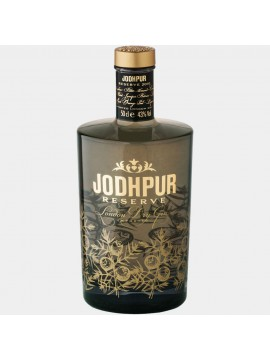 Jodhpur Reserve London Dry Gin 50cl. 43°
