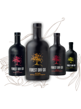 Forest Dry Gin Spring 42° 50cl.