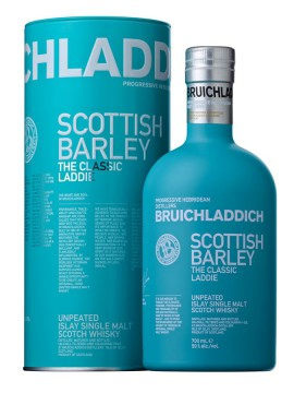 Bruichladdich Laddie Classic Scottish Barley 70cl. 50°