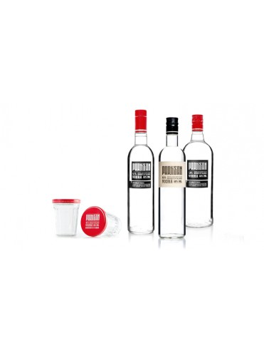 Partisan Vodka 100cl. 40°