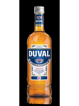 Pastis Duval 100cl. 45°