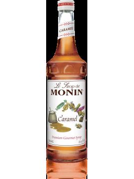 Monin Caramel siroop 70cl.