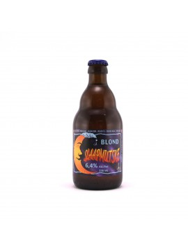 Slaapmutske blond 33cl.