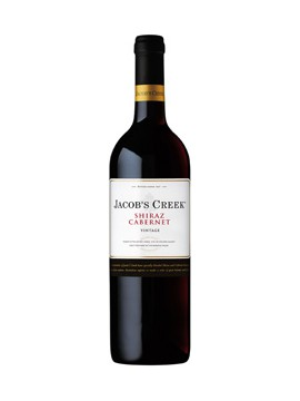 Jacob's Creek Shiraz Cabernet 75cl.