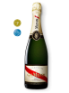Mumm Cordon Rouge brut 75cl.