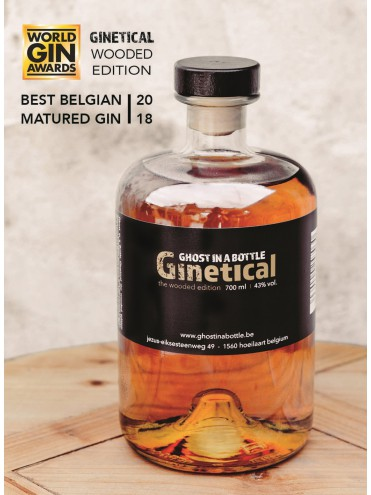 Ginetical The Wooded Edition 70cl. 43°