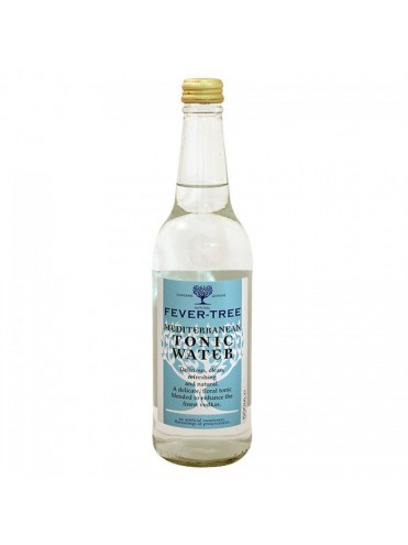 Fever Tree Mediterranean Tonic 50cl. glas