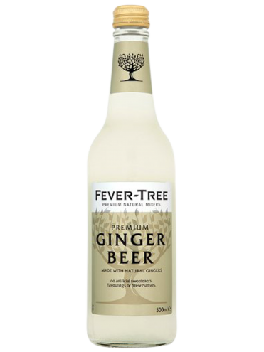Fever Tree Ginger Beer 50cl.
