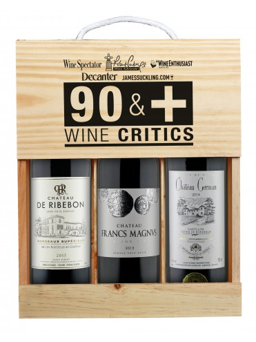 Collection 90 & + Wine Critics